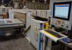 Label of  HOMAG CNC Machine