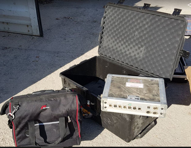 Picture of TVC  DATA LOGGER ALX II RS WITH ACCESSORIES