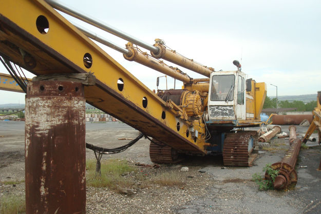 Picture of BAUER BG30 Rotary Drilling