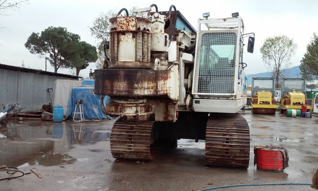Picture of ENTECO E25SD Hydraulic Piling & Drilling Machine