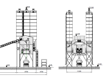 ÖZFEN 160 m3/h Concrete Mixing Plant resmi