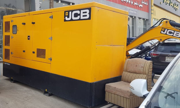 Picture of JCB G275QX GENERATOR
