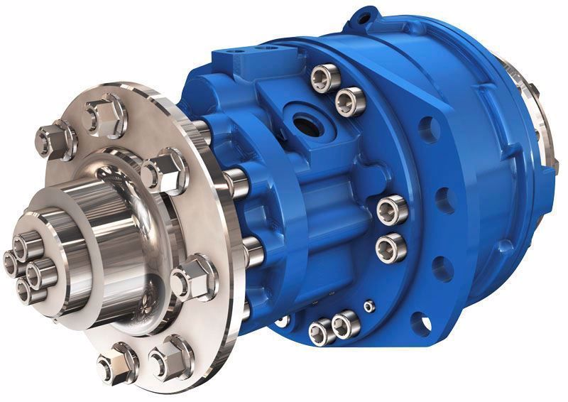 Picture for category HYDRAULIC MOTORS&PUMPS