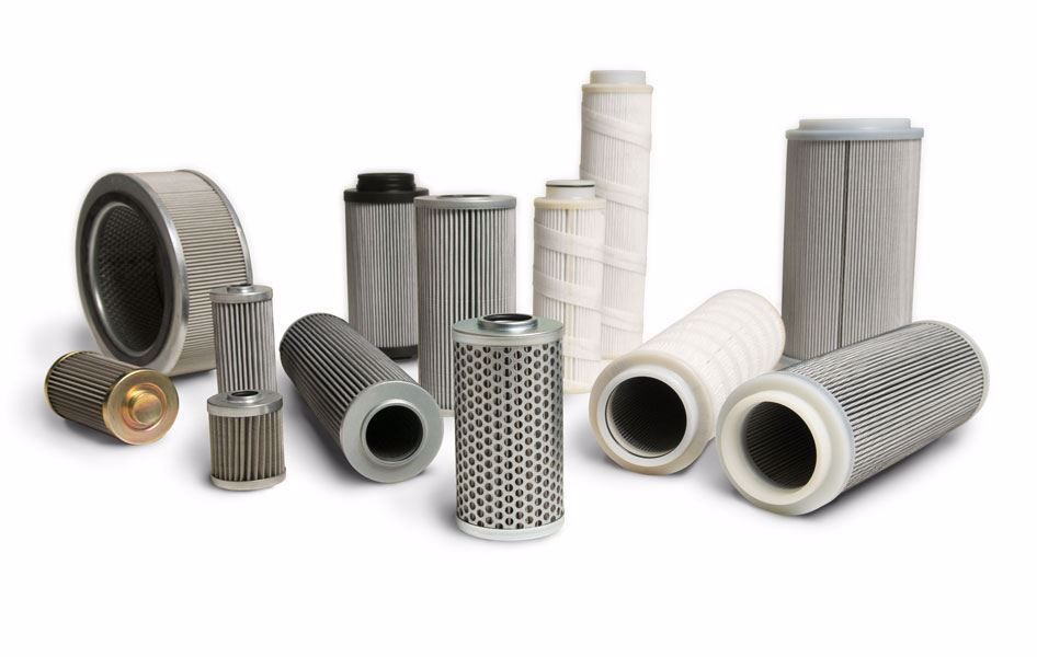 Picture for category HYDRAULIC FILTERS