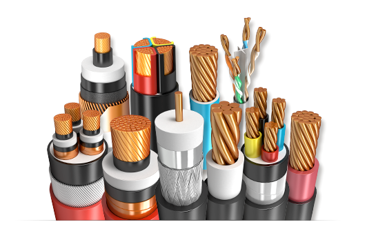 Picture for category Electric Cables & Trays