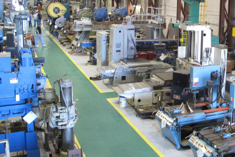 Picture for category Manufacturing Equipments