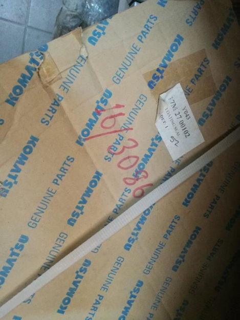 KOMATSU SEALING 17M2700102 resmi