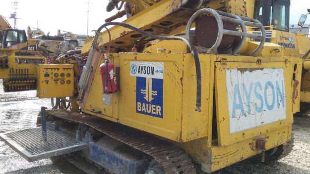 Picture of BAUER	UBW 08 S ROTARY DRILLING
