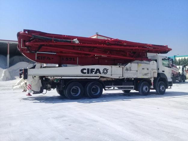 Picture of CIFA K52 L CONCRETE PUMP