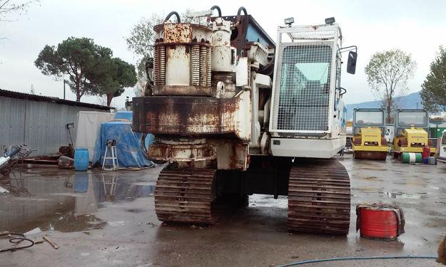 ENTECO E25SD Hydraulic Piling & Drilling Machine resmi