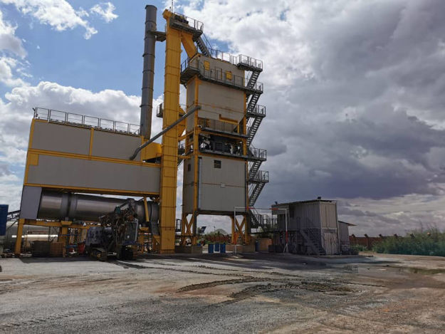Picture of MARINI ASPHALT PLANT TOP TOWER 4000