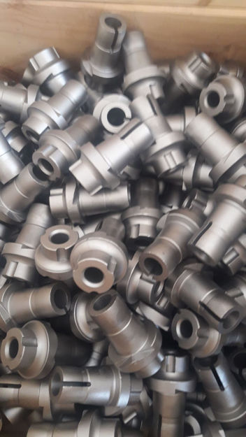 Bit Holder Rad Milling Cutting Tool KPF303R resmi