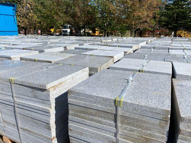 Picture of Heavy Duty Granite tile G655 60X60X3CM