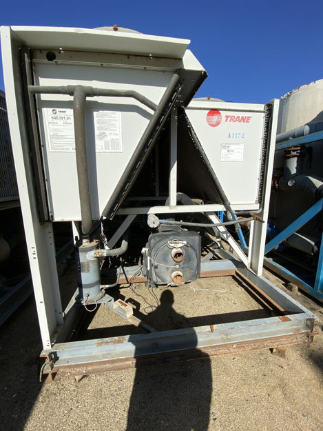 Picture of TRANE RTAC 155 Air  Cooled Waterchiller