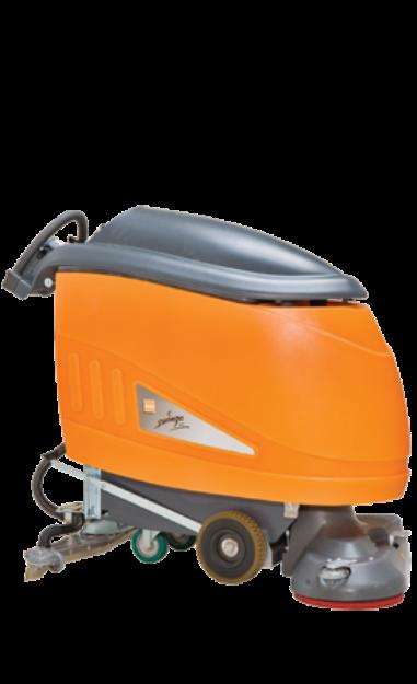 TASKI swingo 1650 B auto scrubber resmi