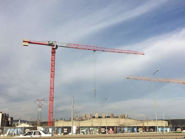 Picture of SAEZ  TLS 65B TOWER CRANE 10T