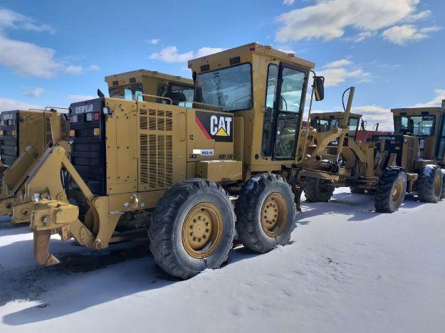 Picture of CAT 140 K GRADER