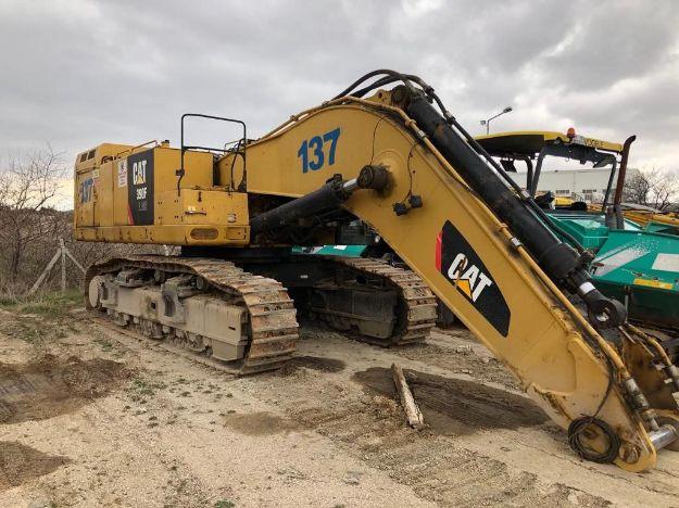 Caterpillar 390F Hydraulic Excavator resmi