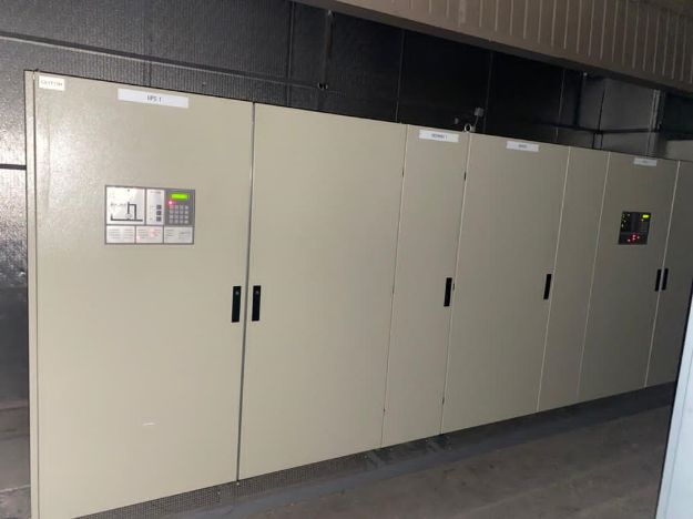 Gutor PEW 1060  220/220-EN-R double-conversion UPS systems - Redundant  resmi