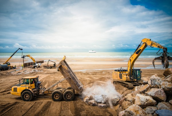 Picture for category Construction Machinery